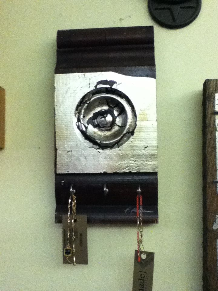 One more jewelry holder..