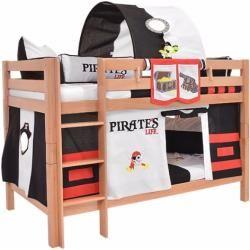 Reduzierte Hochbetten Pirat #modernekinderzimmer