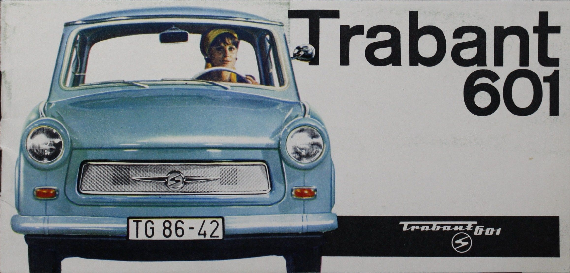The Trabant Is A Car That Was Produced By Former East German Auto