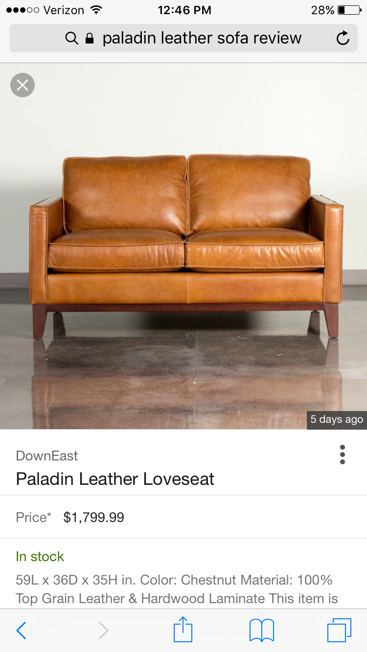 Phenomenal Down East Outfitters Paladin Leather Love Seat Dr Office Creativecarmelina Interior Chair Design Creativecarmelinacom