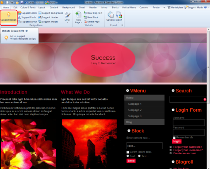 Making your own weebly theme
