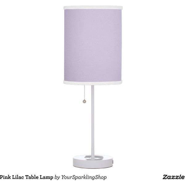 Pink lilac table lamp 57 liked on polyvore featuring home pink lilac table lamp 57 liked on polyvore featuring home lighting aloadofball Gallery