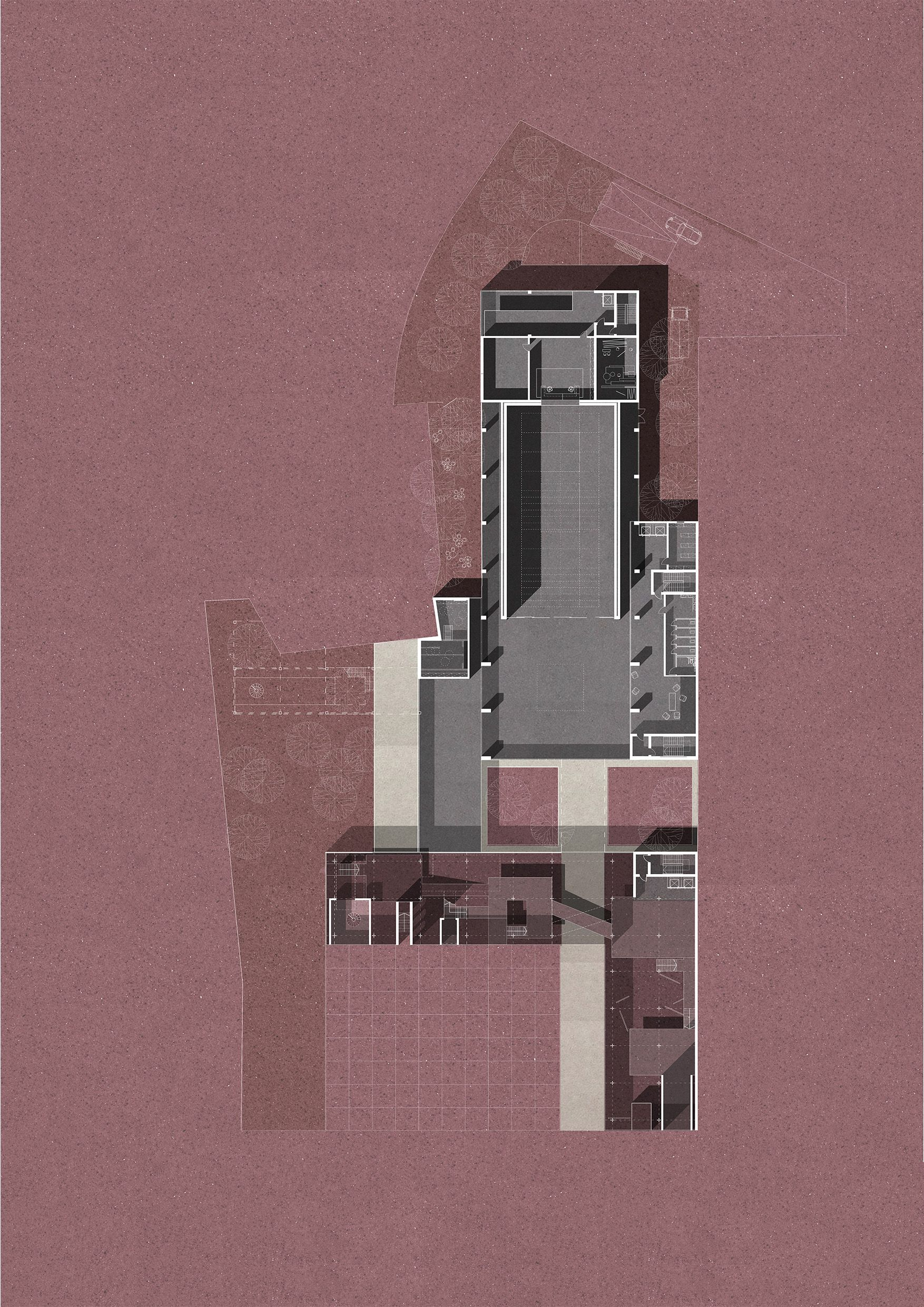 Architectural Project Render Multifunctional Art Cente on Behance