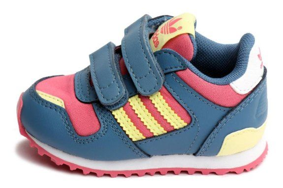 17befef20558c Amazon.com: adidas ZX 700 CF I Infant / Toddlers Color: Bliss Pink ...