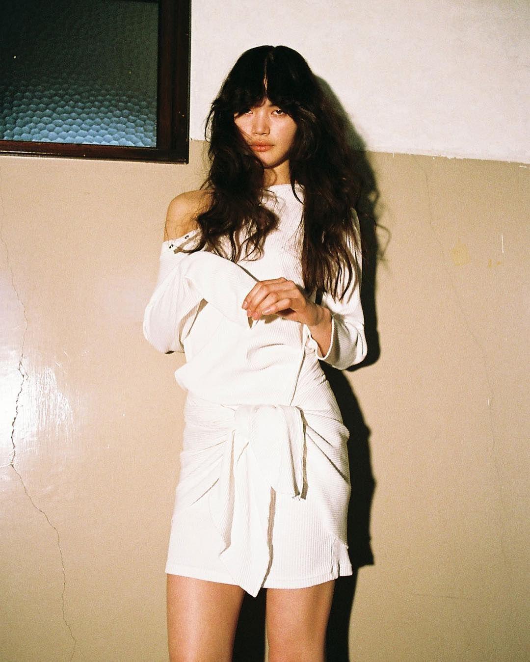 model ; rina fukushi / 福士リナ