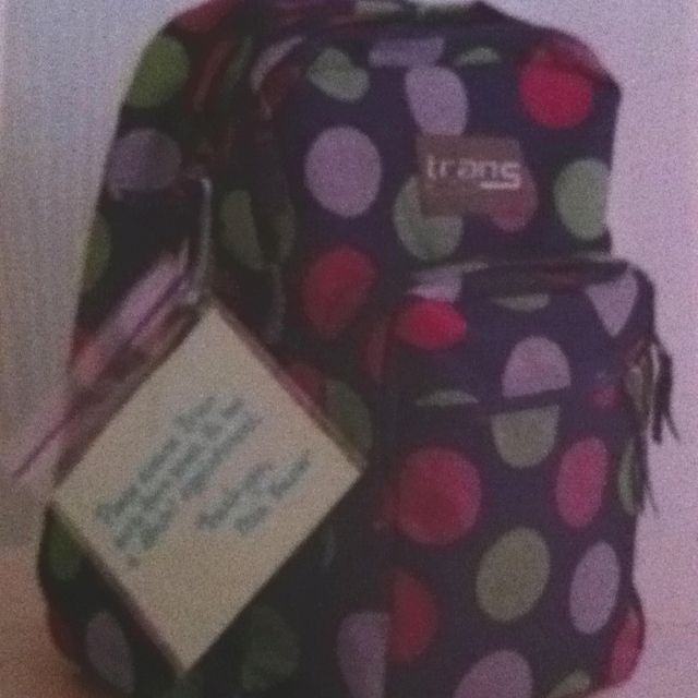 Zippy Backpack Notes