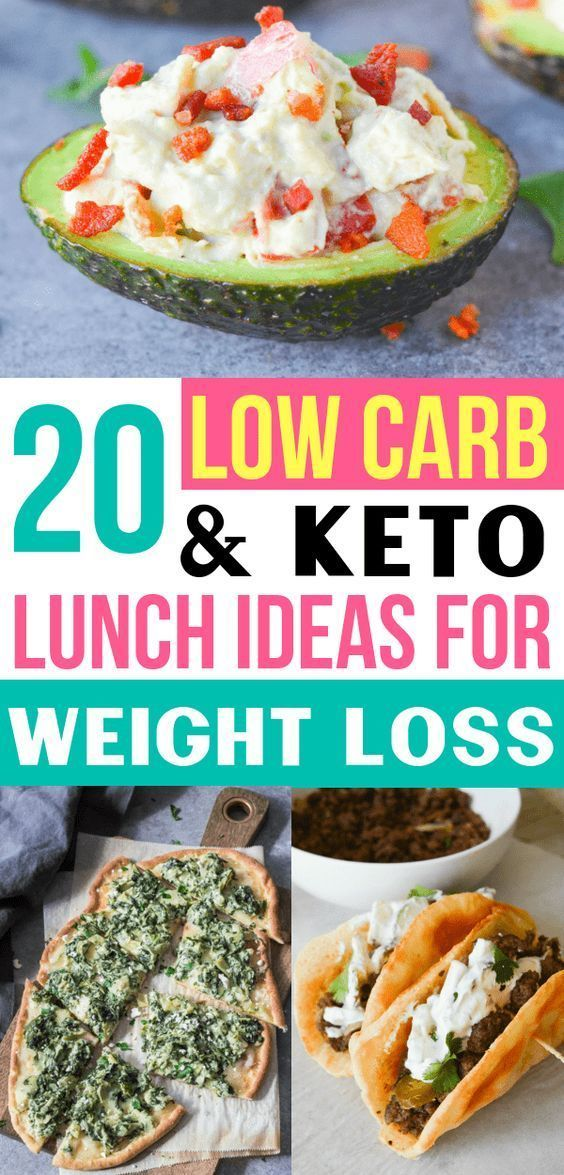 Best Low Carb Lunch Ideas For Your Keto Diet images