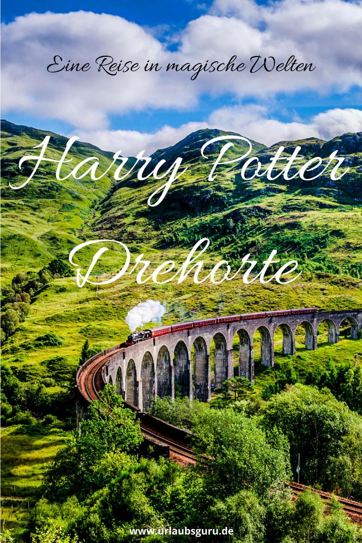 Die Harry Potter Drehorte In Grossbritannien Urlaubsguru Harry Potter Reise Reisen Schottland Reisen