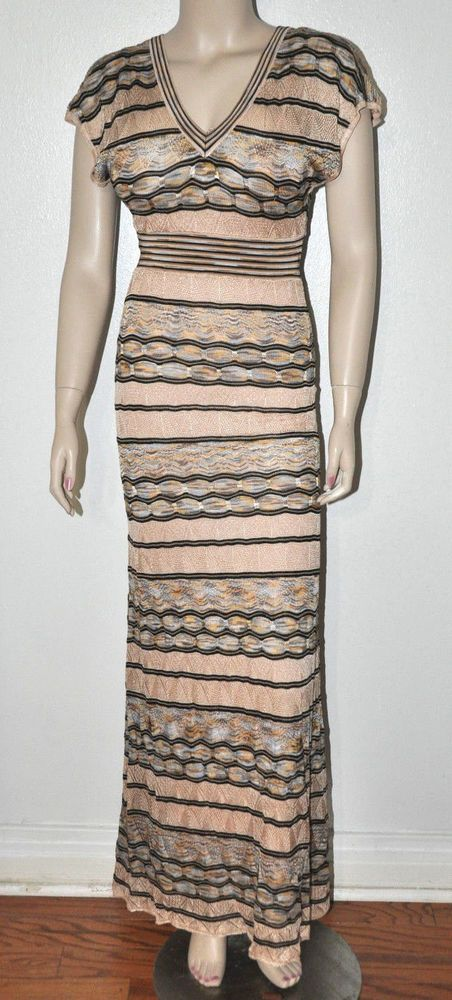 Tank style maxi dress long crocheted