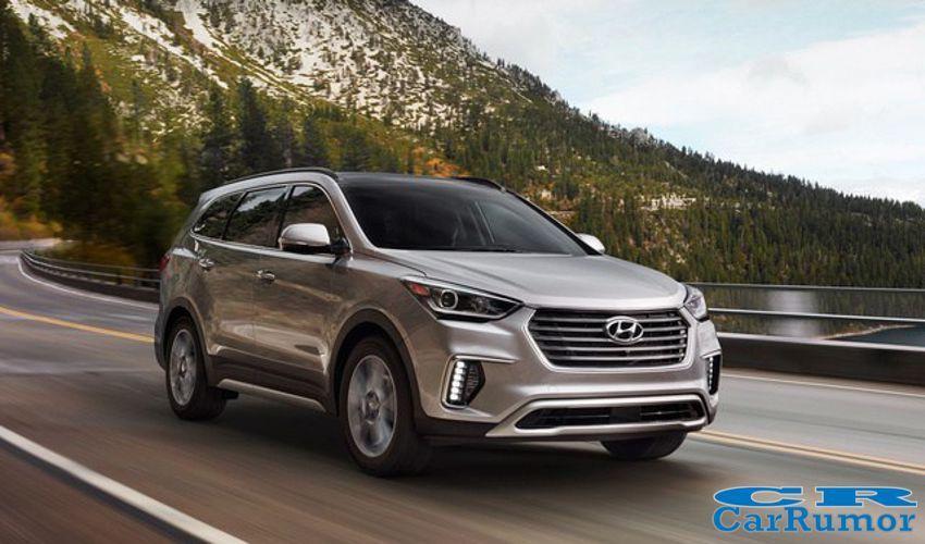 2019 Hyundai Santa Fe Price, Release Date, Design and