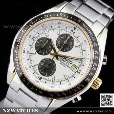 e0050eaa4394 BUY Casio Edifice Chronograph Tachymeter 100m Watch EF-503SG-7