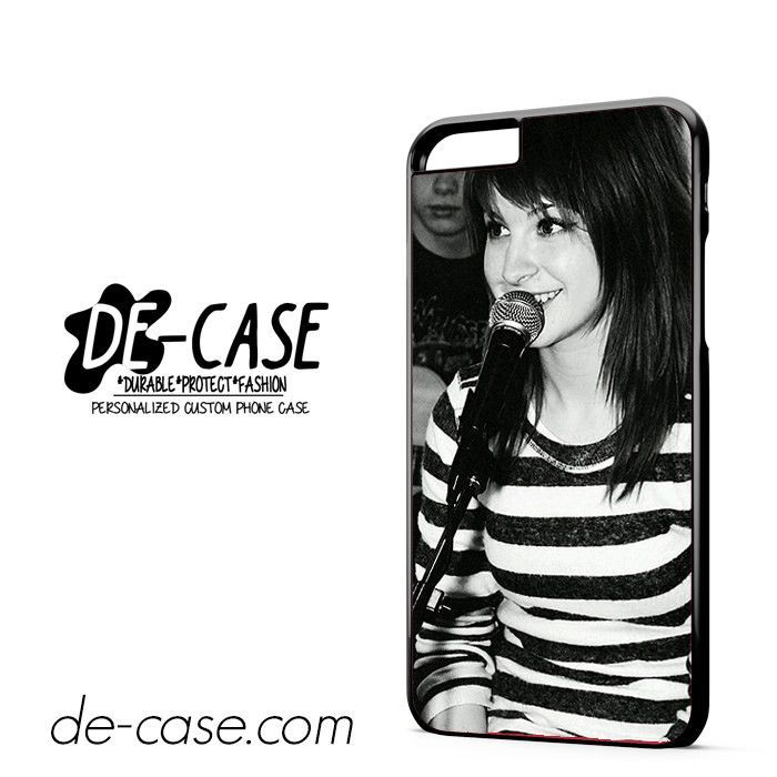 Paramore Haley Williams DEAL-8442 Apple Phonecase Cover For Iphone 6/ 6S Plus