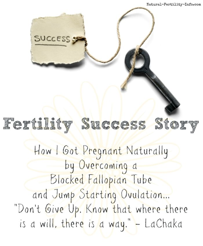 how to clear blocked fallopian tubes