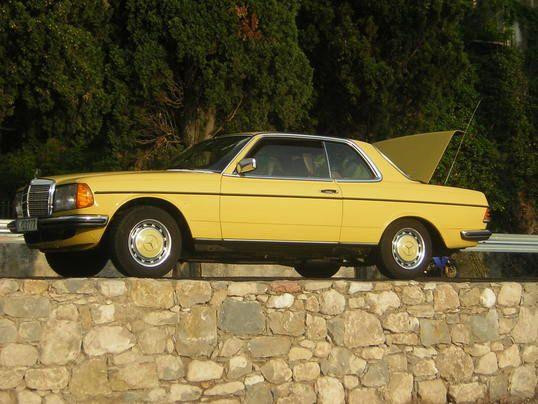 Mercedes Benz C123 230 C Von Signore77 Oldtimer Und Youngtimer