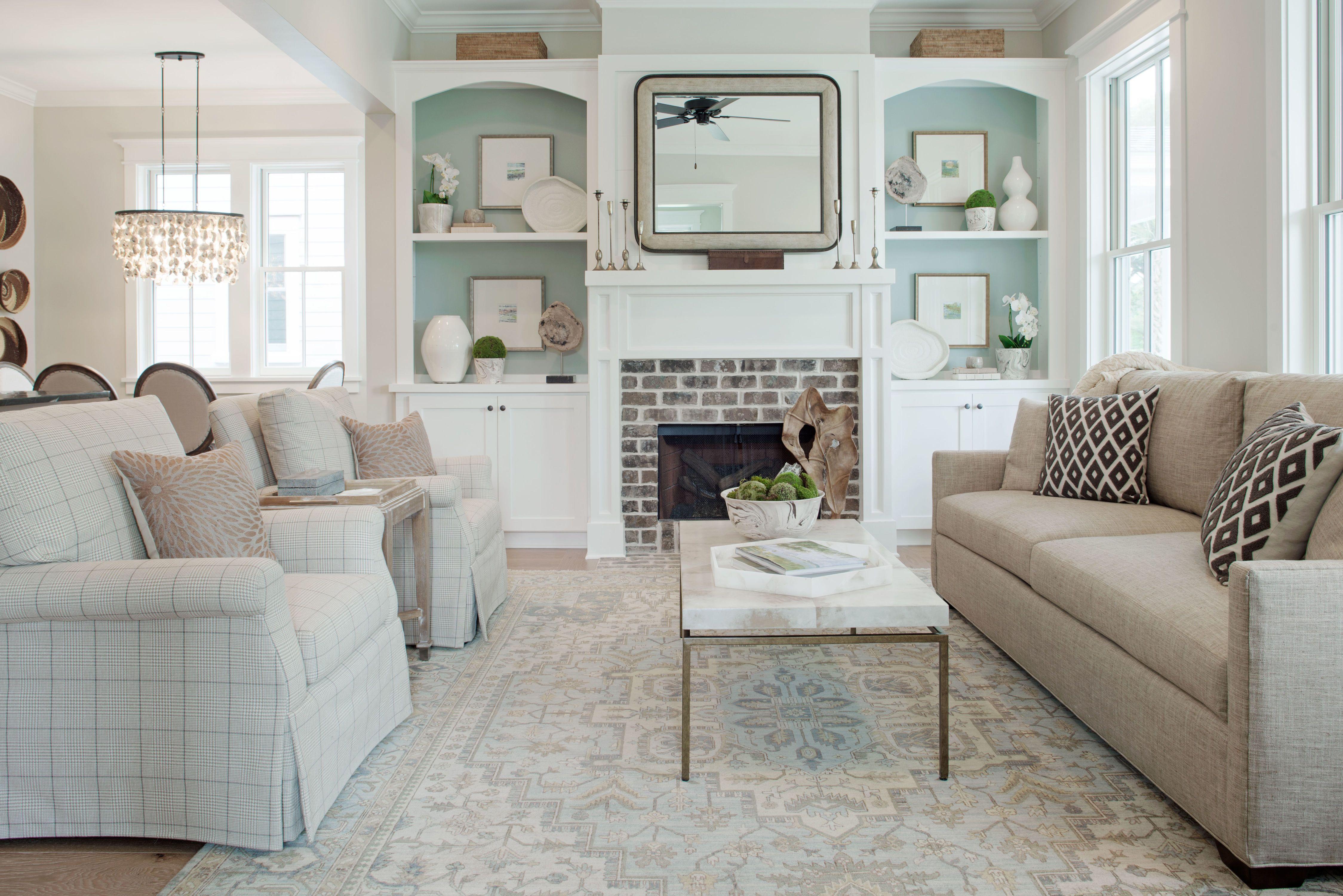 Living Room | Sharon's house | Pinterest | Southern living, Living