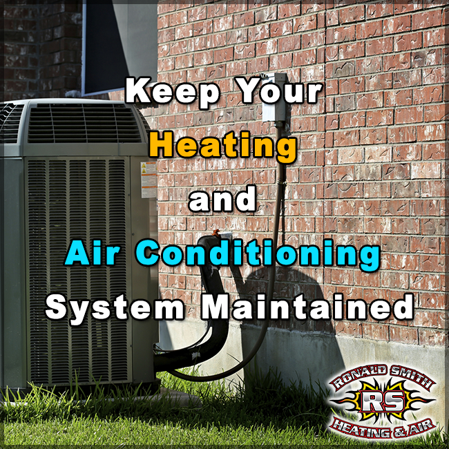 By Keeping Your Hvac System Maintained You Will Not Only Save