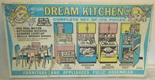 Deluxe Reading Dream Kitchen, extra nice with box, box inserts, Barbie scale