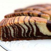 Resep Cara Membuat Kue Zebra Bintik Coklat Enak Lembut Resep Kue Zebra Cake Resep Kue Zebra Cake Kukus Resep Kue Zebr Kue Zebra Hidangan Penutup Memanggang Kue