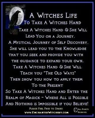 A Witches Life
