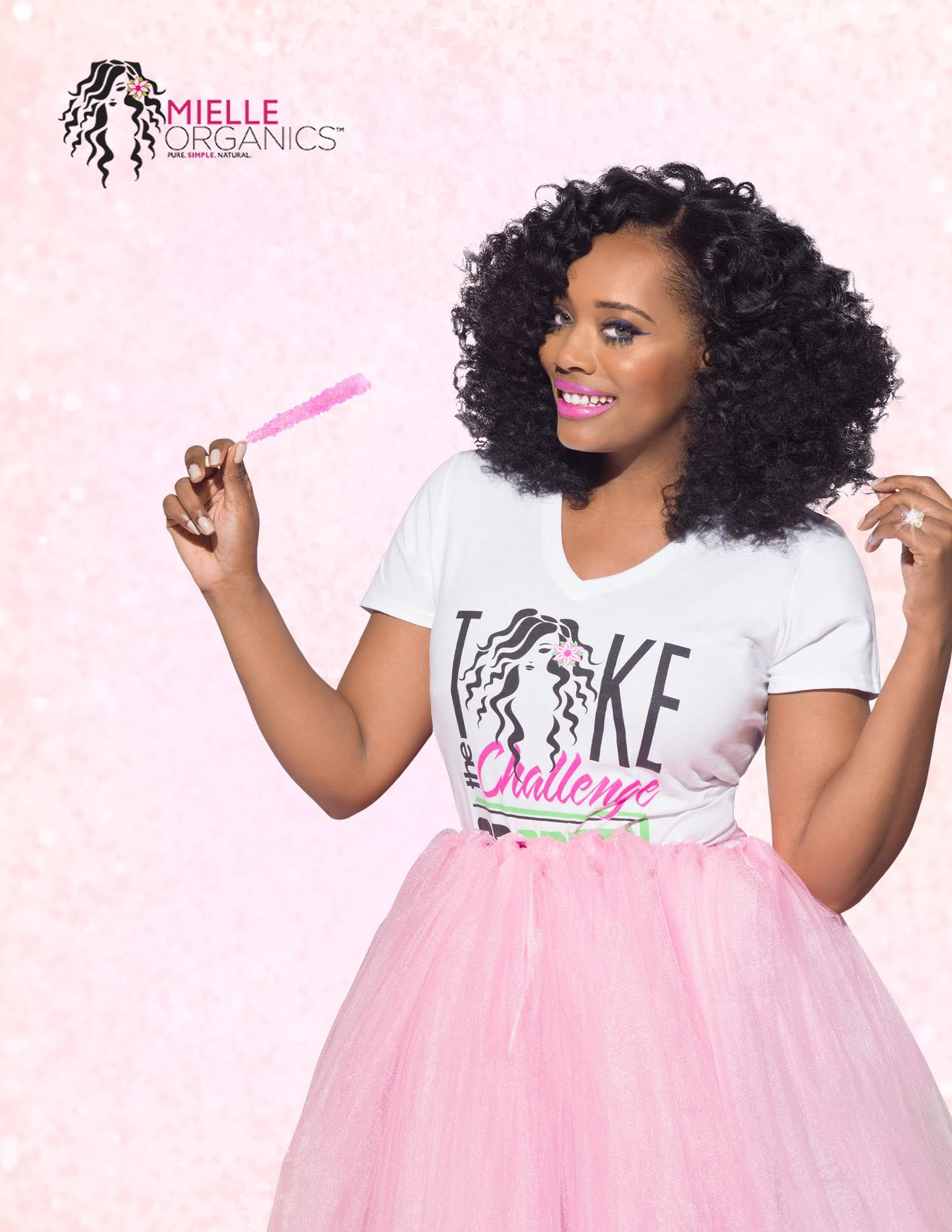Vh1's Yandy Smith Signs on as Mielle Organics' First