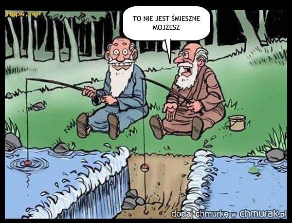 TO NIE JEST ŚMIESZNE MOJŻESZ | Christian humor, Bible humor, Catholic humor