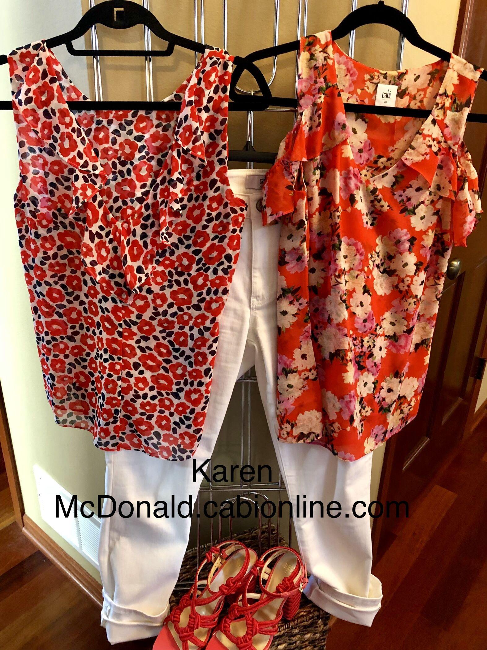 ce430db858c001 Shop 24/7 Karen McDonald.cabionline.com Business Fashion, Business Casual,