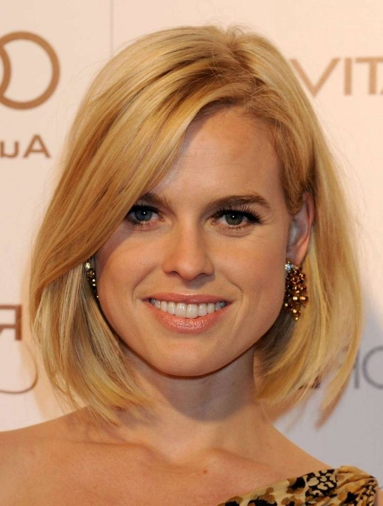 Hairstyles for a round face thin fine hair 51 of the best