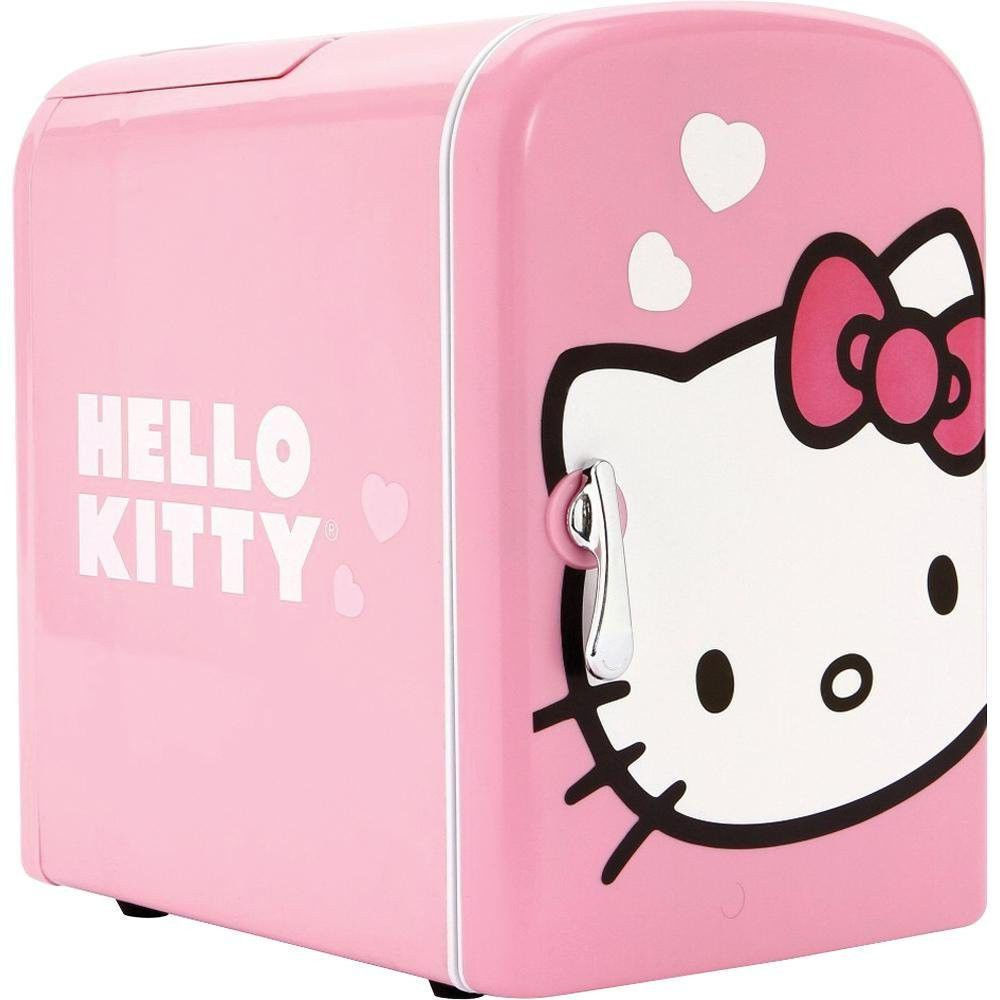 NEW Hello Kitty Mini Fridge Compact Personal Refrigerator Small Box Great  Office Part 37