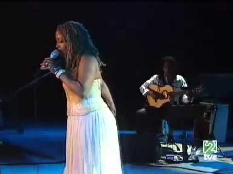 ▶ Cassandra Wilson - Redemption Song - Live - YouTube