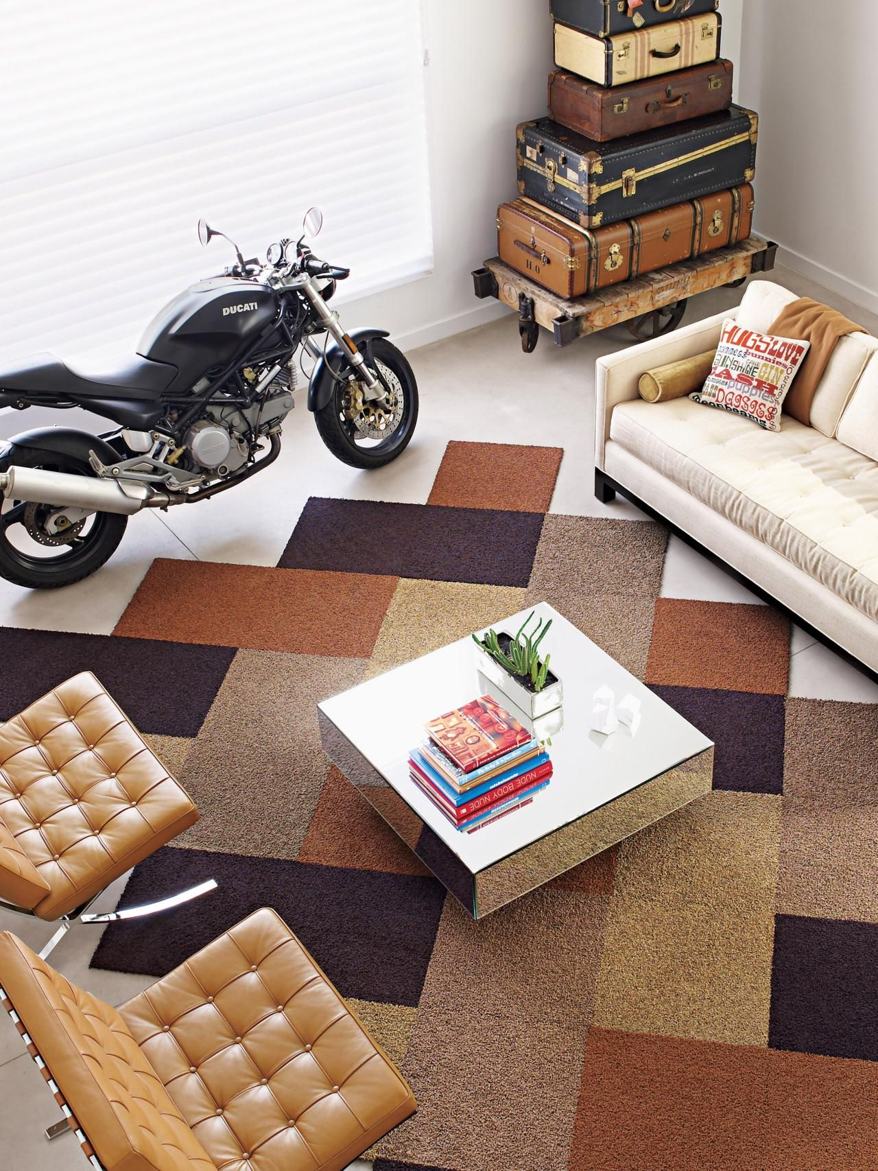 Eco Friendly And Non Toxic These Squares Of Carpet Quickly And