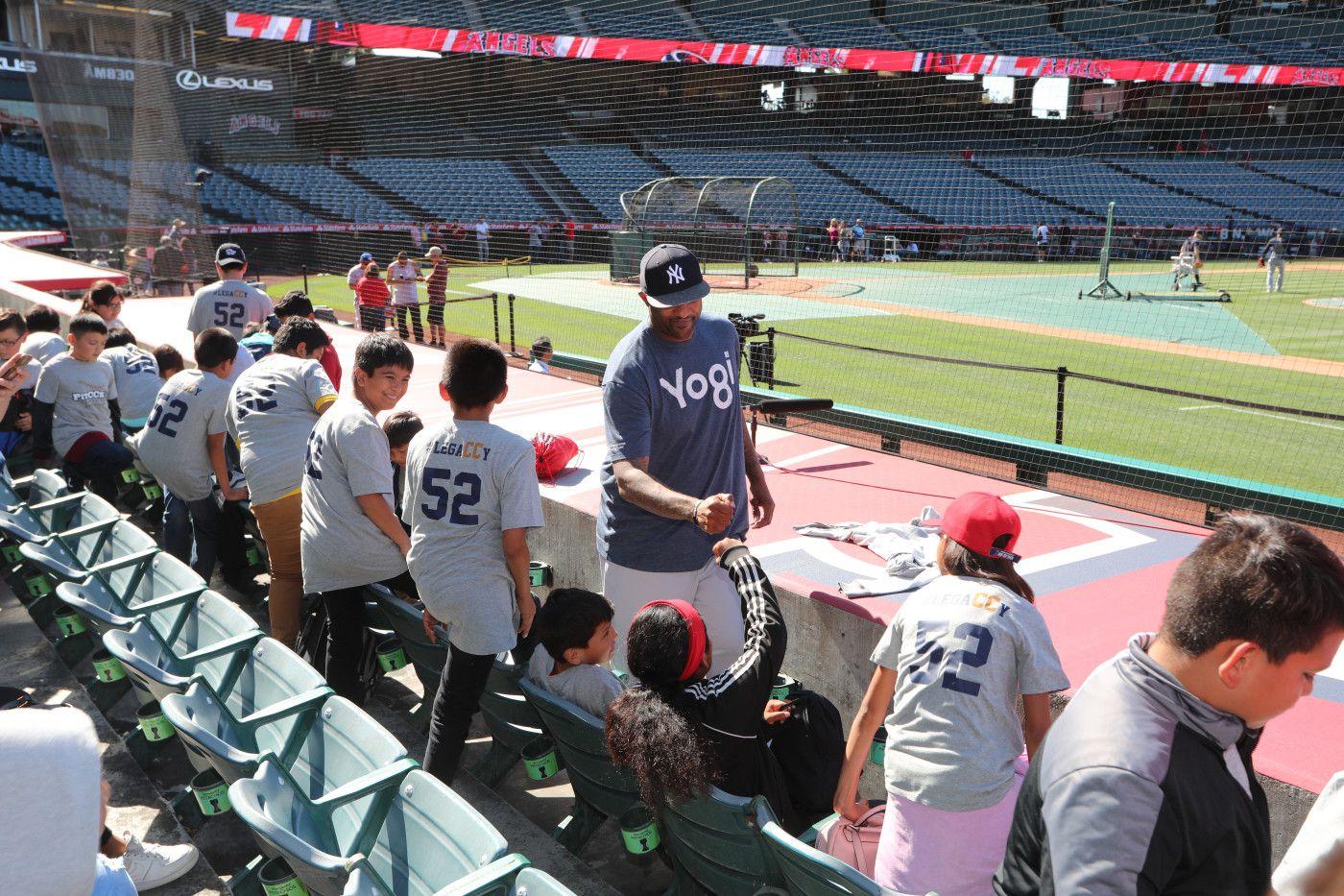 Life After Baseball Has Already Begun For Yankees Legend Cc Sabathia Play Baseball Yankees Major League Baseball Players