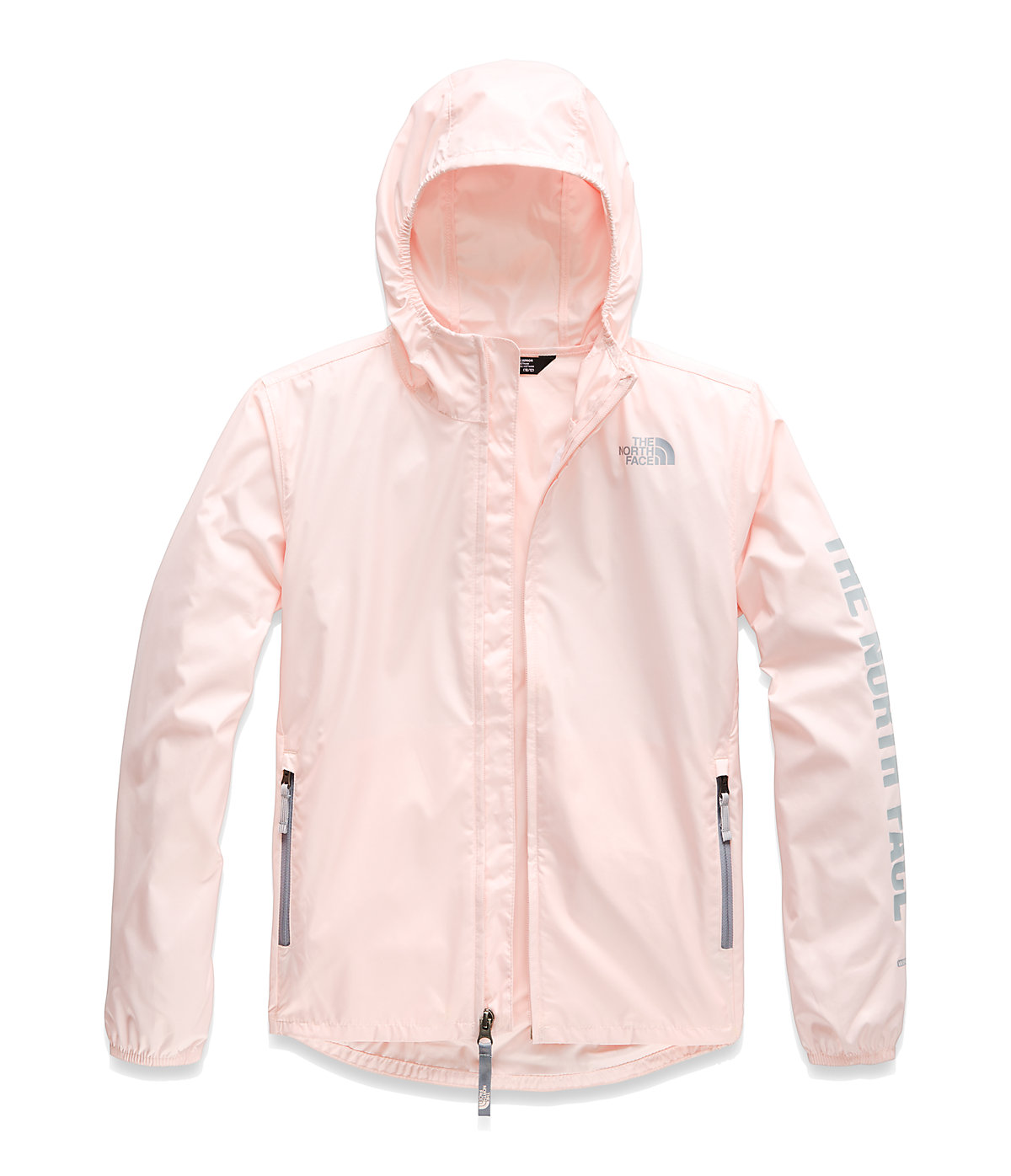 7417de824 The North Face Girls' Kids' Flurry Wind Hoodie Jacket in 2019 ...