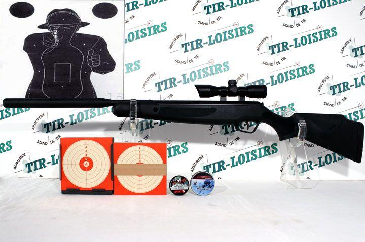 Stoeger X20 Suppressor, 20 Joules, pack Target #categorieB #carabinesaplombs #stoegerx20