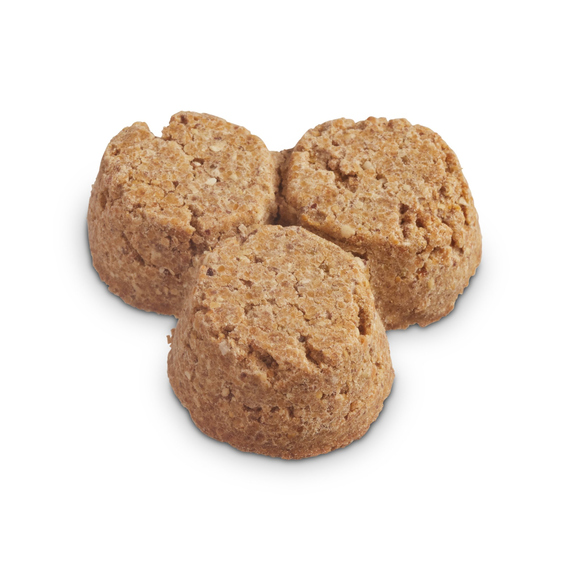 Wholehearted Grain Free Pumpkin Biscuit Dog Treats 10 Oz