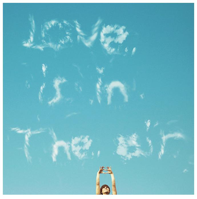 Love is in th air! by Phillip Schumacher
