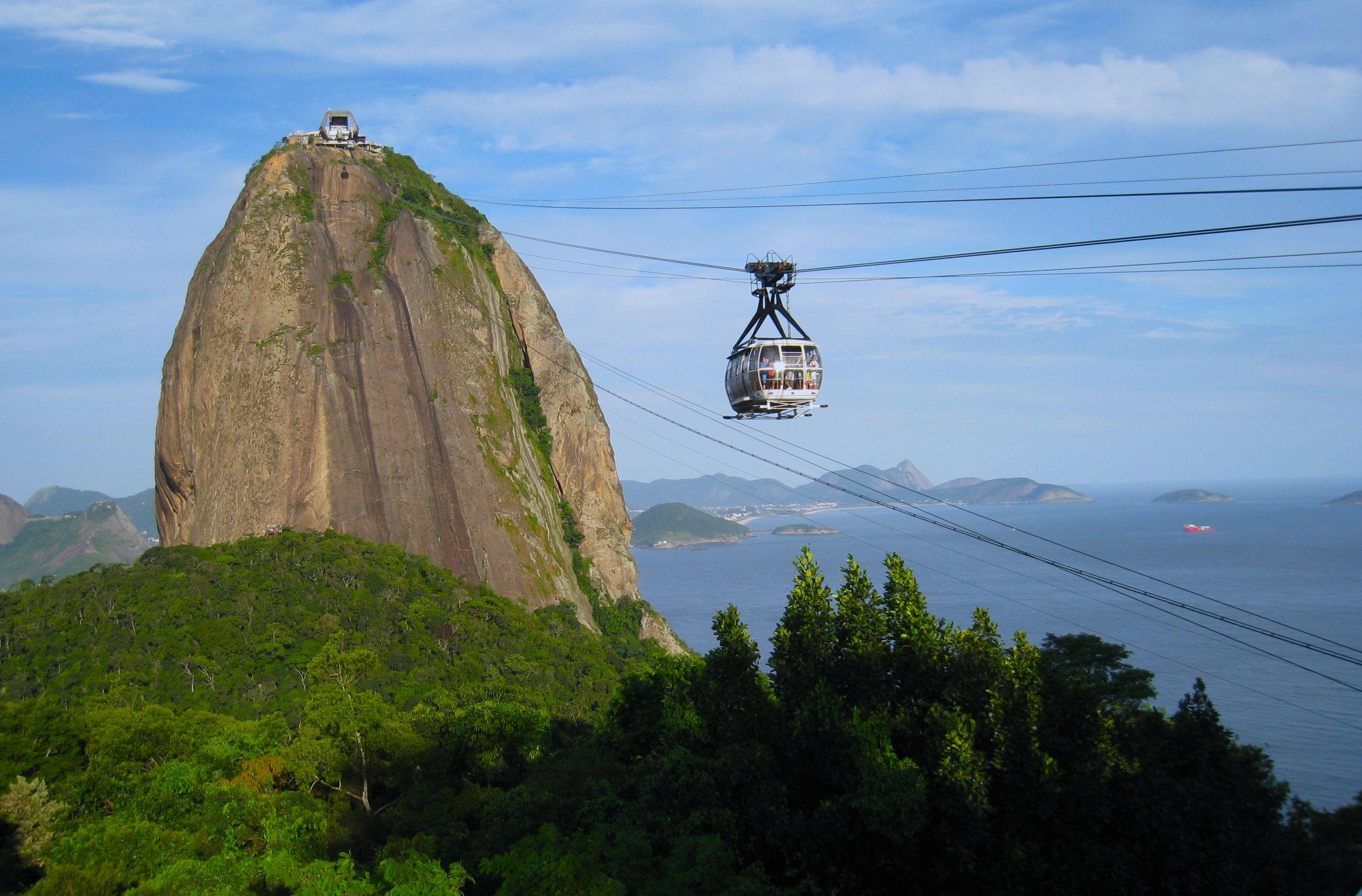Rio De Janeiro Gondolas Ride For 360 Degree Panoramic Views Travel Travel And Tourism Usa Travel Destinations