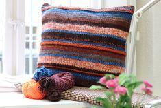 Photo of Kuschelkissen aus Wolle und alten Jeans! | smillablog