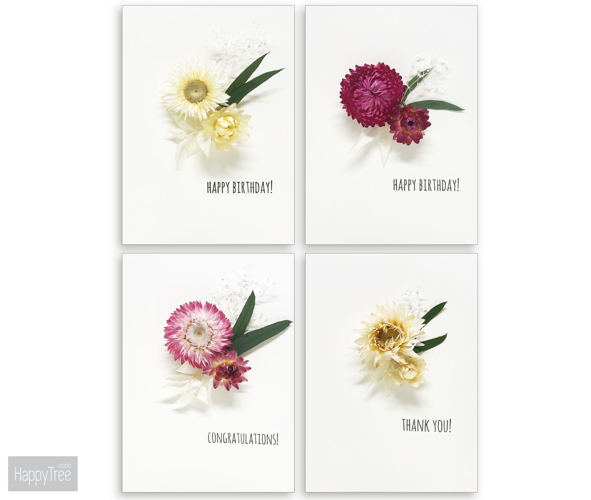 3d floral greeting cards custom stamp handmade cards birthday card flower izmirmasajfo Choice Image