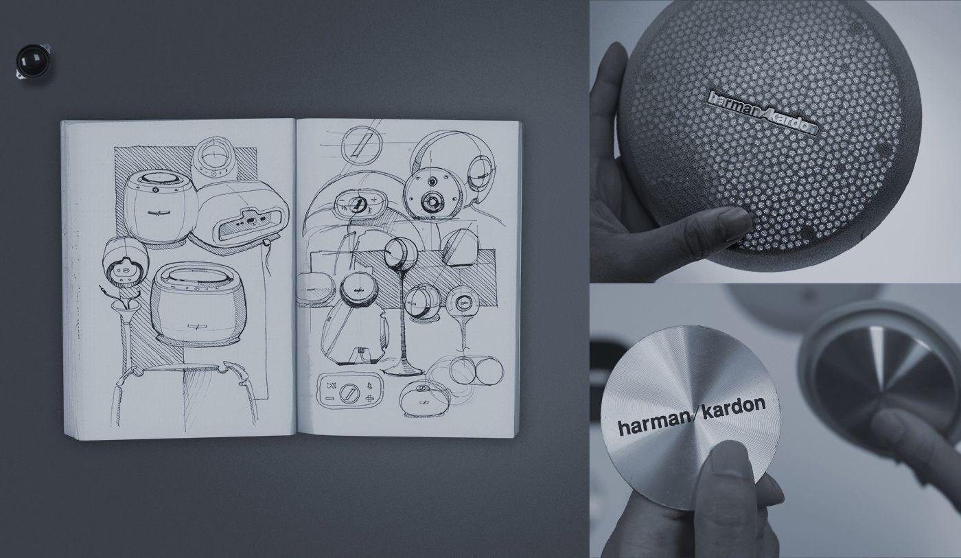 Harman Kardon Omni On Behance Harman Kardon Multi Room Audio System Audio System