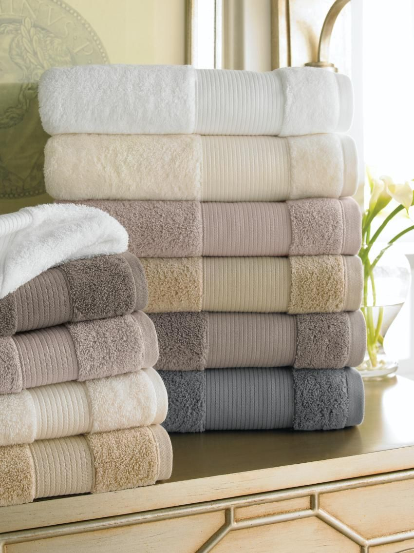 Charisma Bath Towels Impressive Charisma Bath Towels  Fine Linens For The Home  Pinterest  Towels Inspiration Design