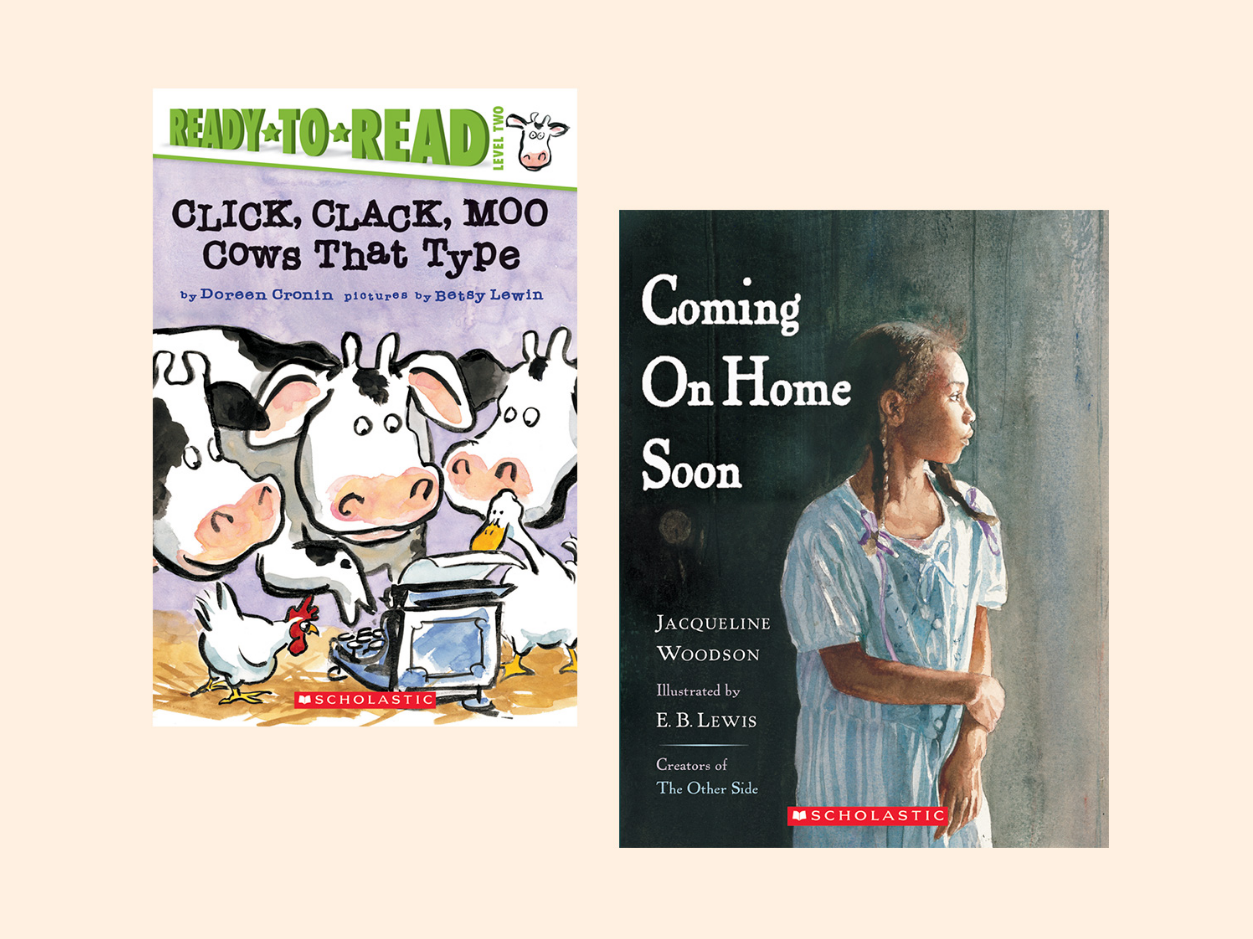 Inspire Your Early Readers With These Colorful And Classic