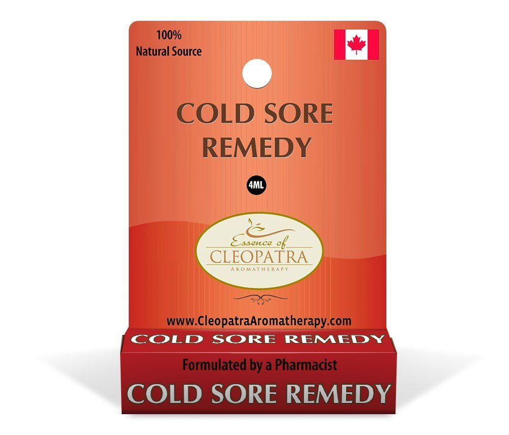 SUMMER SALE SAVE  NATURAL Cold Sore Remedy from Essence of