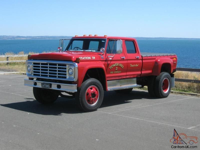 Anyone Mount A Pickup Box On Crew Cab 70'2 F600