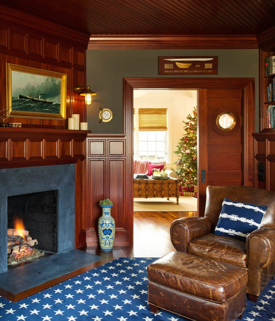 Warm Cozy Home: This Storybook Holiday Bungalow Will Melt Your Heart