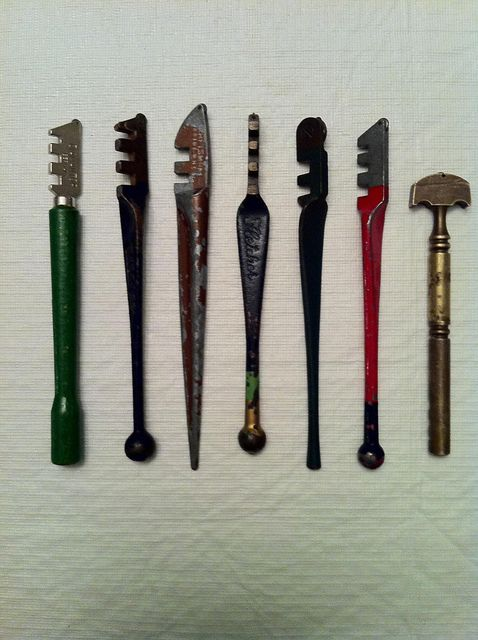 Glass Cutter Collection Glass Cutter Glass Old Tools