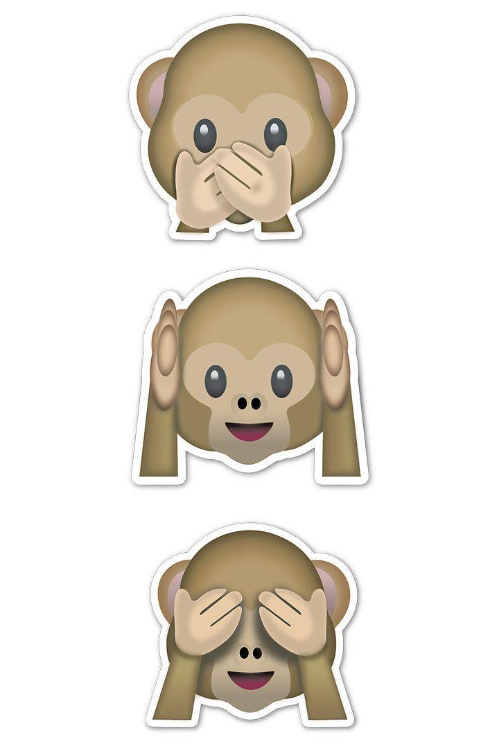 You Need To Decide How You Feel About The Monkey Emoji Debate Right Now Monkey Emoji Wallpapers Monkey Emoji Emoji