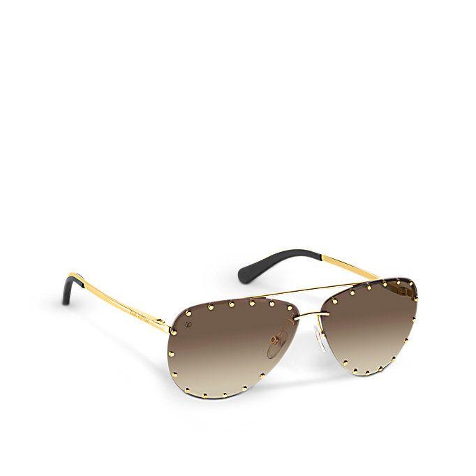 The Party Damen Accessoires Sonnenbrillen Louis Vuitton Louis Vuitton Sonnenbrille Damen Accessoires Louis Vuitton