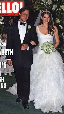 Most Expensive Weddings Of All Time Celebrity Bride Hollywood Wedding Wedding Movies
