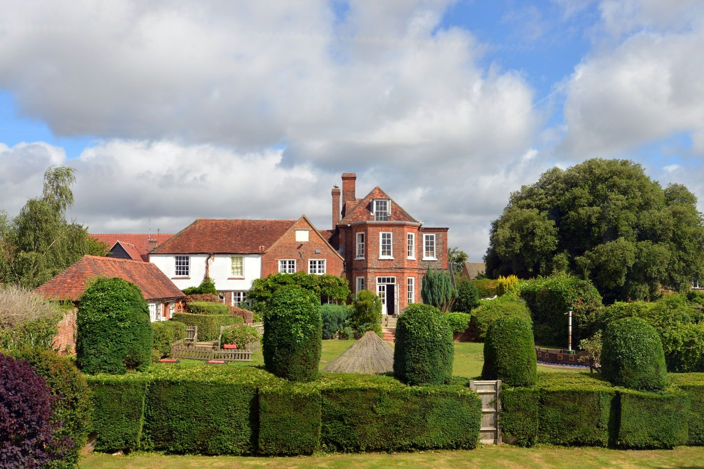 The Grange Day Nursery Thatcham Is Located In A Spectacular Grade Ii Listed Property