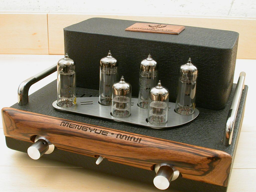 Best Looking Tube Amp Usilitel Elektronika Audio